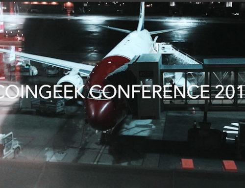 COINGEEK 2018